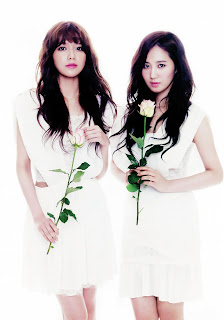 SNSD Yuri Sooyoung The Star Pics 2