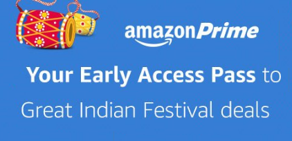 Amazon Early Access Pass