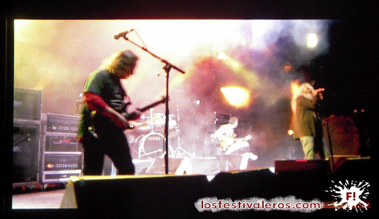 Los Suaves, Gira Despedida, Concierto, Festival
