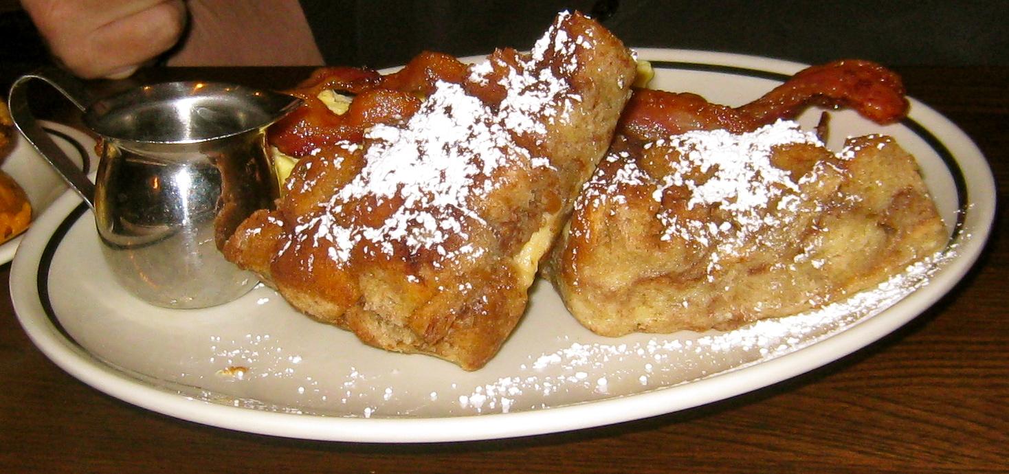 Corner Bakery Cafe All American Scrambler