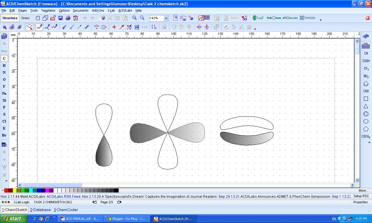 how to draw d orbitals