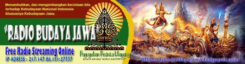 Radio Budaya Jawa