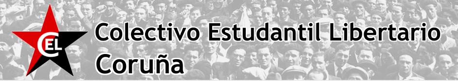 Colectivo Estudantil Libertario Coruña