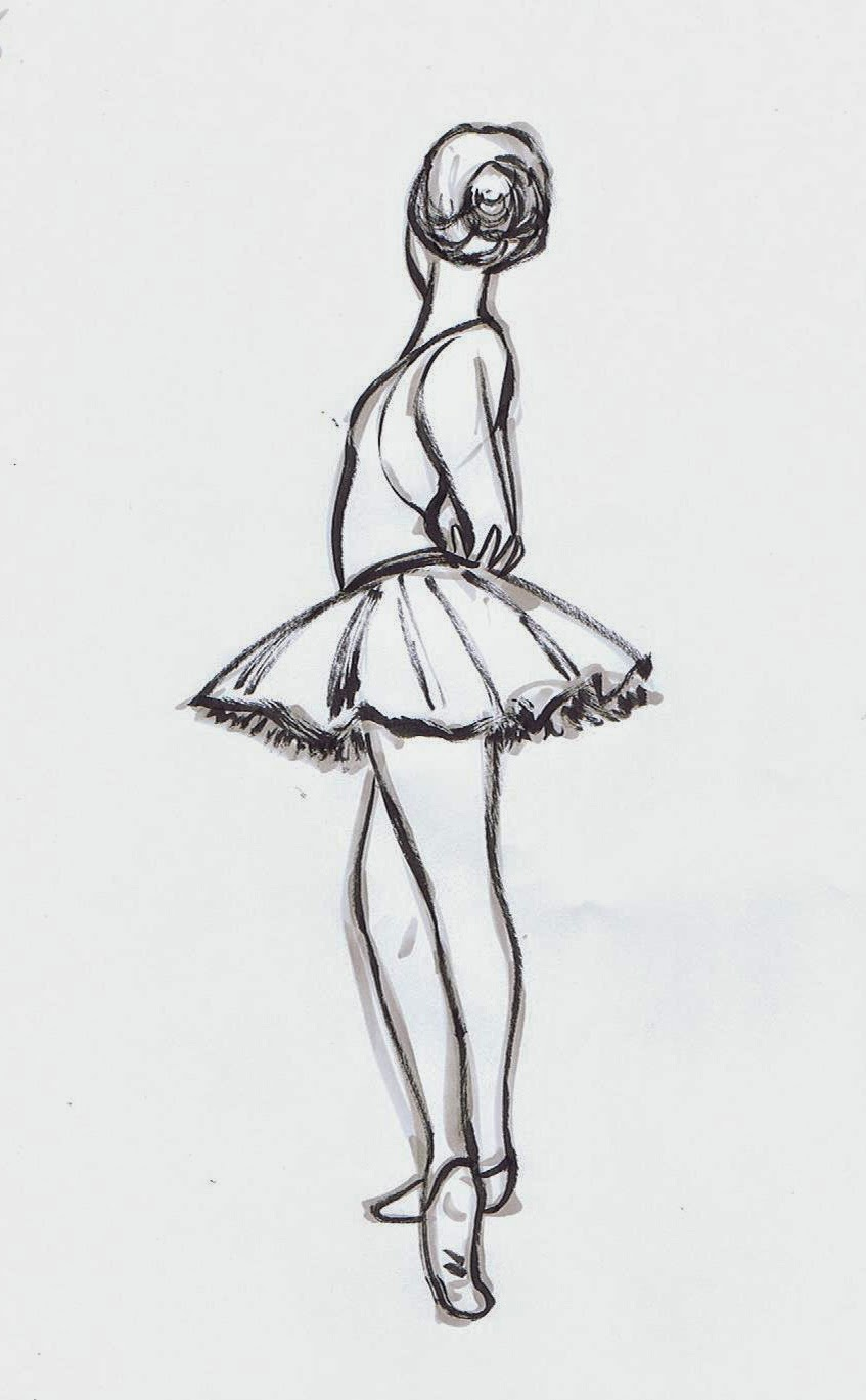 Uncategorized Drawing Of Ballerina salina trevino life drawing pretty ballerinas 5 minute ballerina