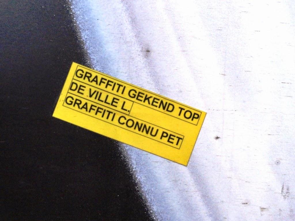 graffiti connu deville l
