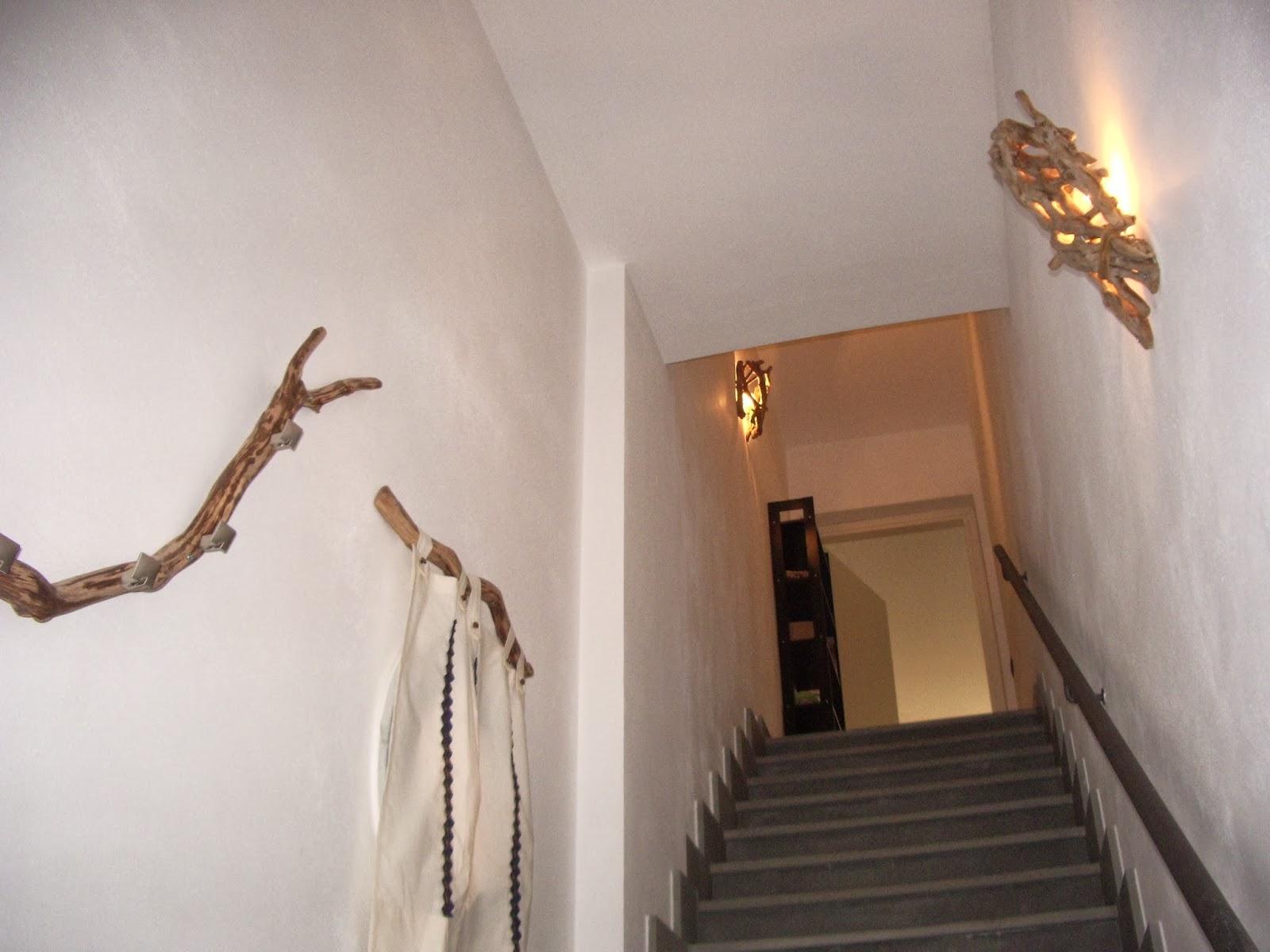 Filippo gianchecchi architetto fai da te appliques edera - Applique da parete fai da te ...