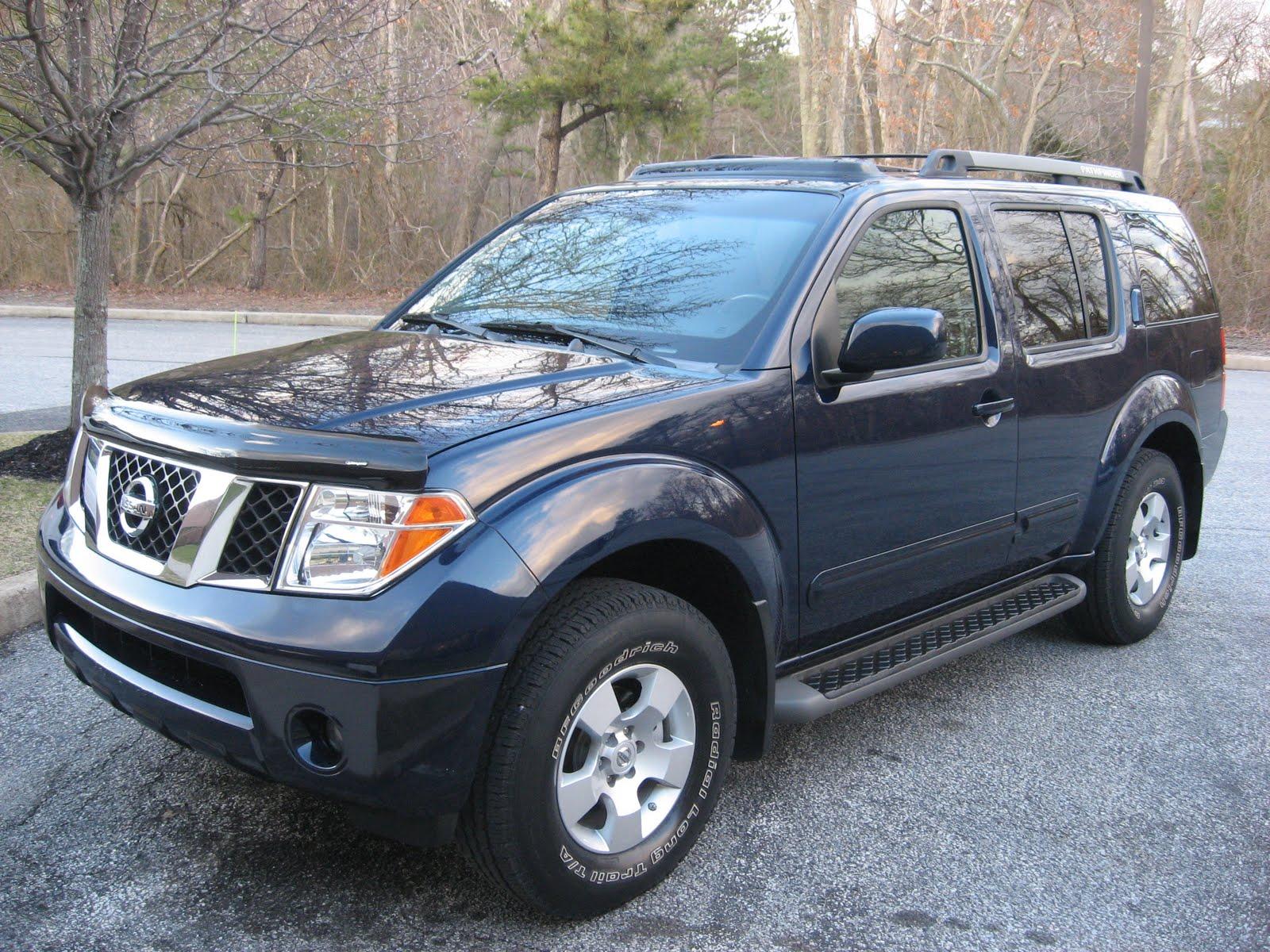 Amazing 2006 Nissan Pathfinder SE
