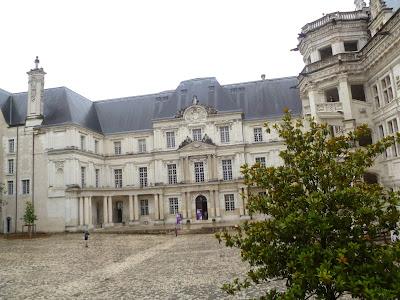 Castillo de Blois Gastón de Orleans