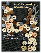 Mervi's Candy & Challenge 14.10.