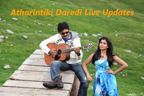 Atharintiki Daredi Live Updates