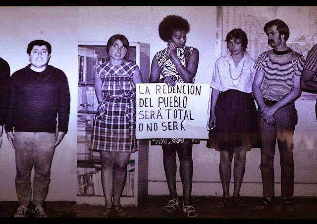 """Ciclo de cine """"2 de Octubre: 45 años después"""" en el CCU Tlatelolco"""