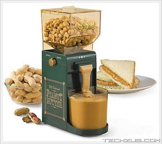 Modern Kitchen Gadgets Mesmerizing Of Peanut Butter Maker Photo