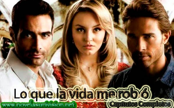 este sitio web, aquí les presento la telenovela Lo que la vida me ...