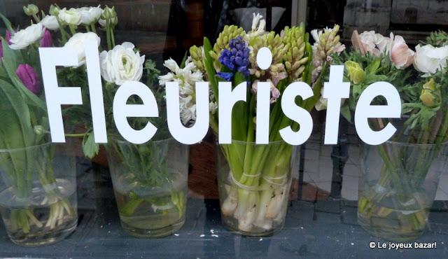 Senlis - fleuriste