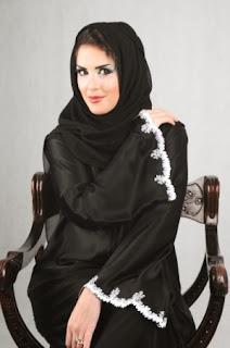 صور عبايات سعودية روعة