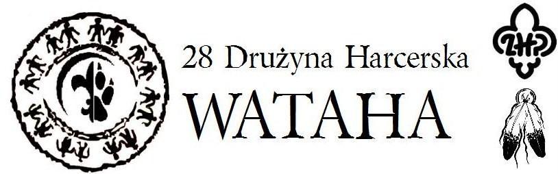 """28 Drużyna Harcerska """"WATAHA"""""""