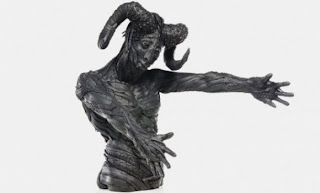 Esculturas con neumáticos reciclados