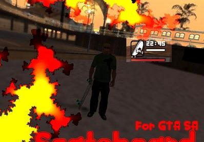 Of GTA  San Andreas  You Can Make Use Of The Latest Skateboard Mod