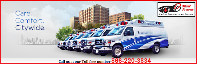 Transport Ambulance Service in Scottsdale