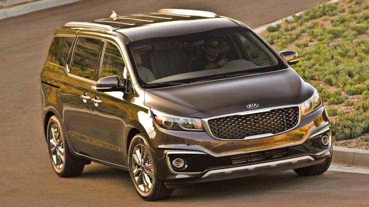 2015 Kia Sedona drive review