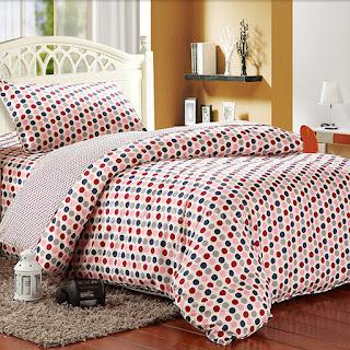 ลายผ้าปูที่นอน