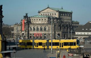 Centrul vechi, Dresda Germania