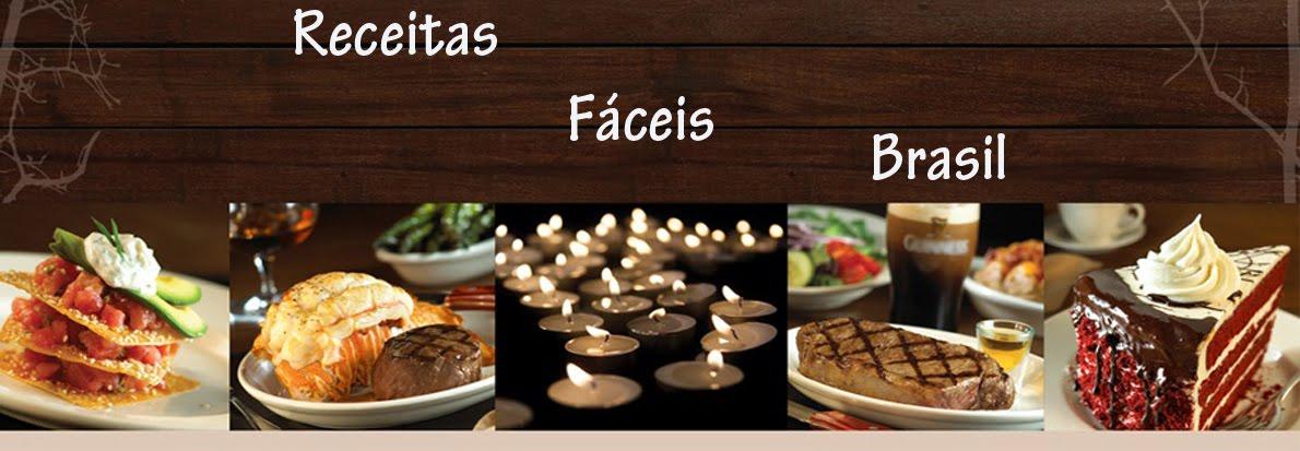 Receitas faceis, Receitas práticas, receitas rápidas, receitas de bolos, receita de frango