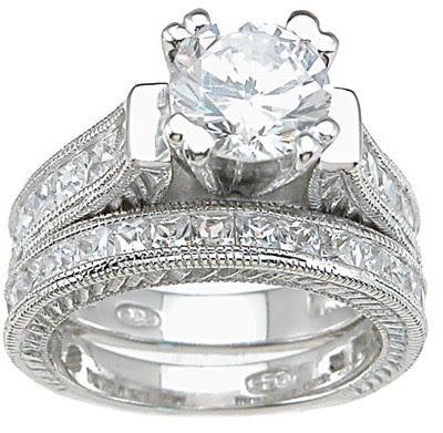 Engagement Rings Wedding Rings on Wedding Engagement Ring   International Fashion