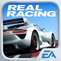 Real Racing 3 Icon Logo