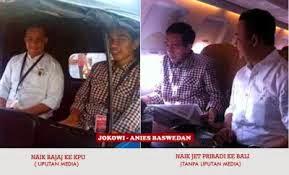 Anis Baswedan Jokowi