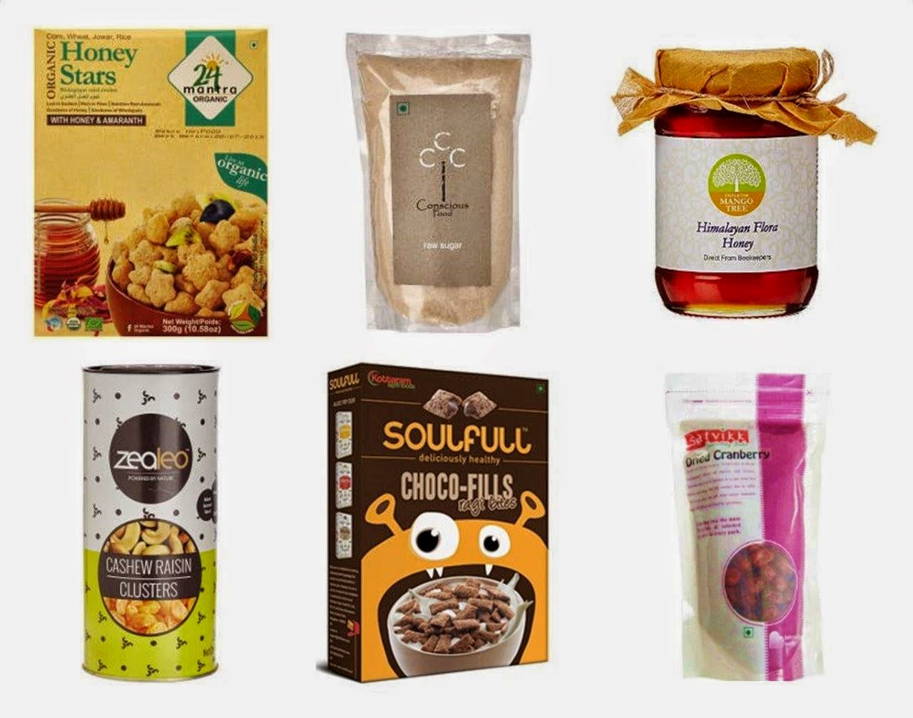 Natural & Organic Food Products for Kids