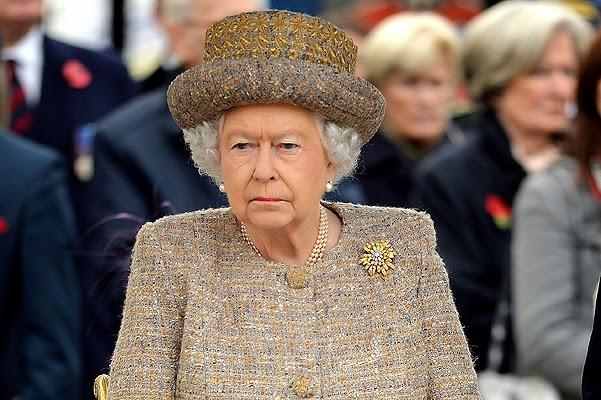 In London, prevented an attempt on Elizabeth II