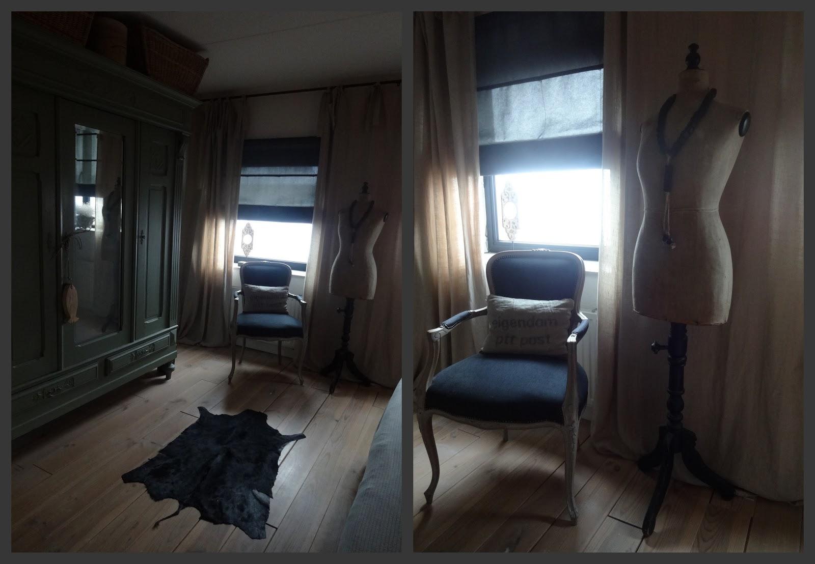 Het Moonhuis: Kletsverhaal en Master Bedroom.
