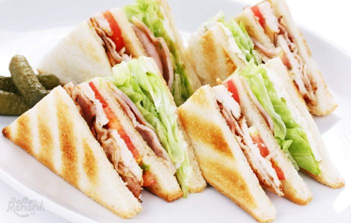 Resep Sandwich Tempe, Bekal Makan Siang Jadi Lebih Sehat
