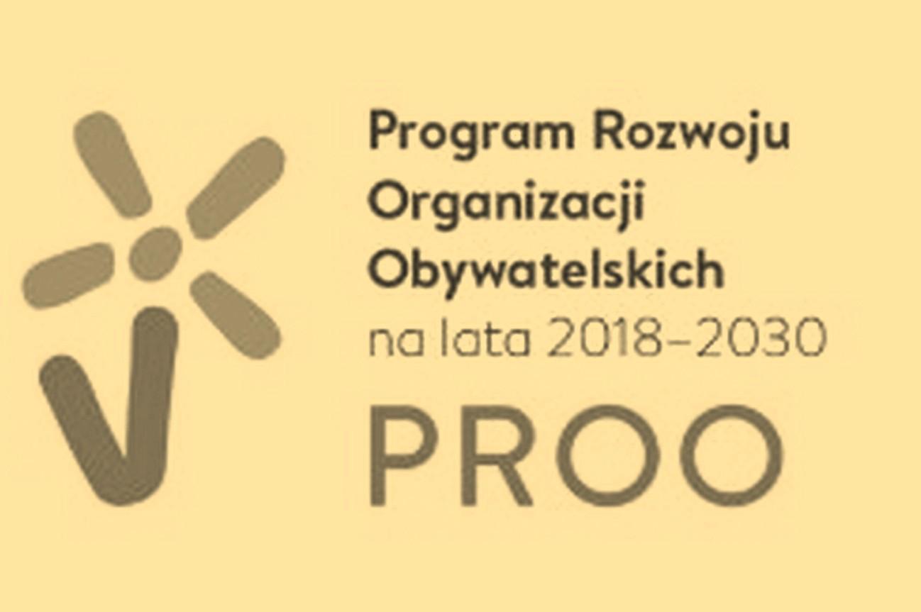Program Rozwoju Organizacji Obywatelskich (PROO)