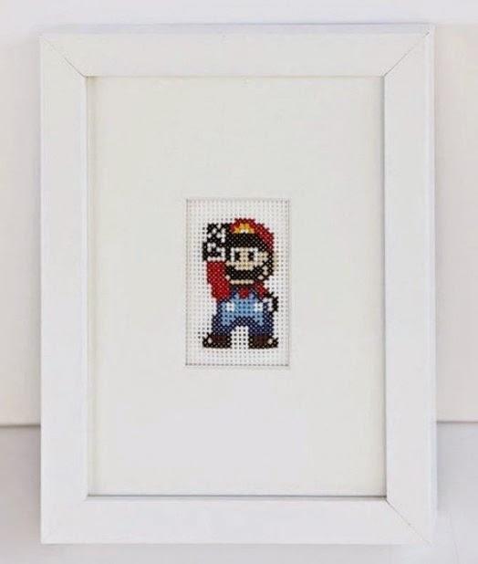 Habitaciones Temáticas para Niños de Mario Bros