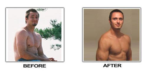 Eric used lishou slimming capsules Lost 30 Pounds