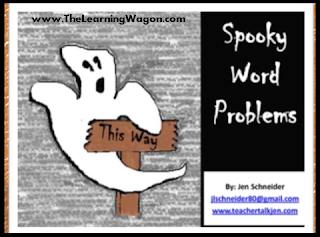 https://www.teacherspayteachers.com/Product/Spooky-Word-Problems-348811