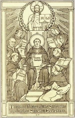 Sancti Thomae Aquinatis