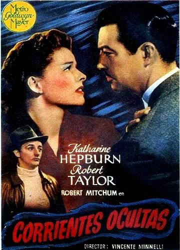 Cover Dvd, Carátula: Corrientes ocultas 1946