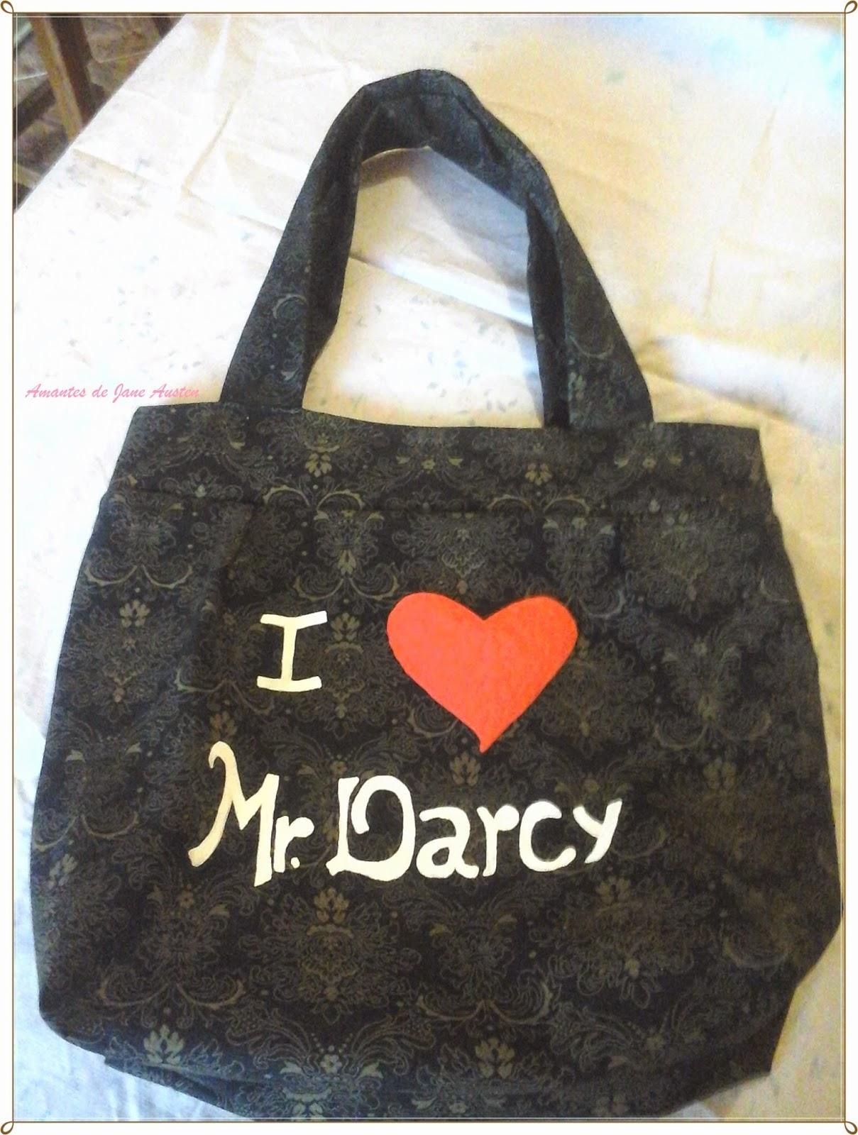 bolsa i love mr. darcy