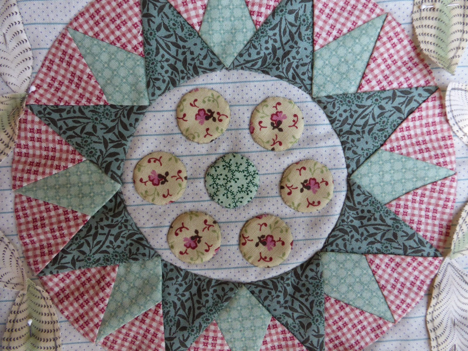 Antique Wedding Sampler pattern by Di Ford