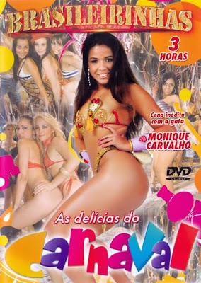 Brasileirinhas - As Delícias do Carnaval - (+18)