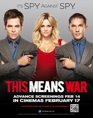 Watch This Means War 2012 Hollywood Movie Online | This Means War 2012 Hollywood Movie Poster