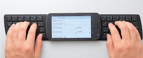 TECLADO NFC ELECOM