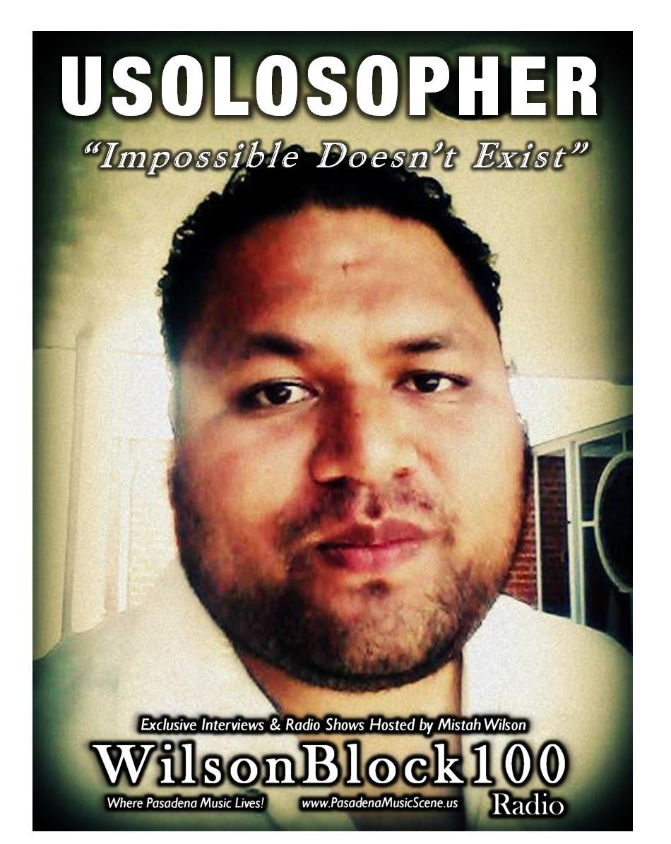 Usolosopher Interview