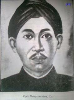 sejarah cipto mangunkusomo,dr ciptomangun kusumo,riwayat cipto mangunkusomo, foto cipto mangun kusumo