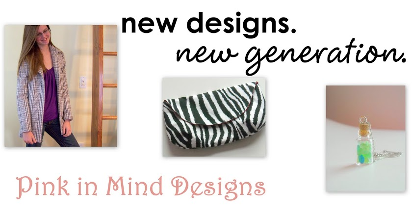 New Designs. New Generation. Pink In Mind