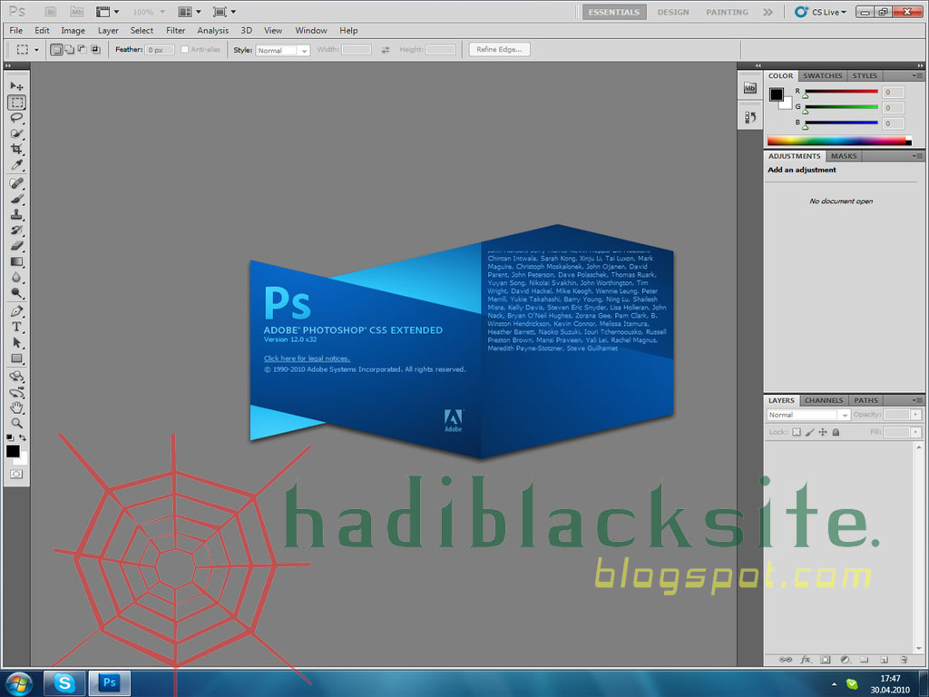 Download Adobe Creative Cloud 2016 - FileHippocom
