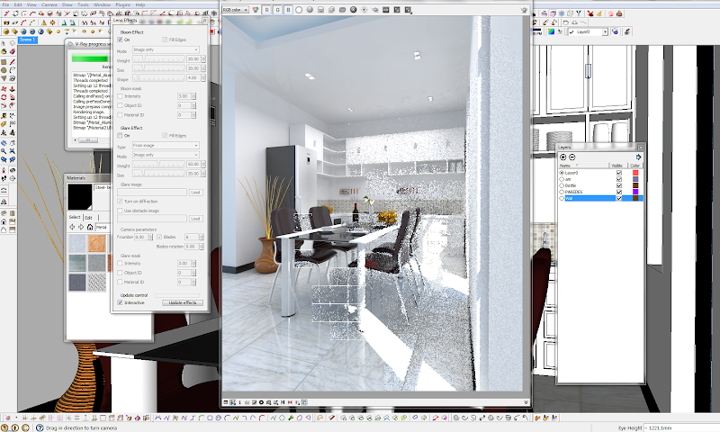 Testing Render Vray 1.6 Beta title=